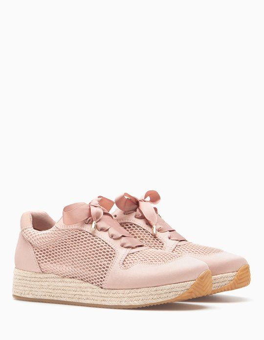 At Stradivarius you ll find 1 Jute sneakers for woman for just 4990 RSD .  Visit now to discover this and more ALL. 29c69905f3f