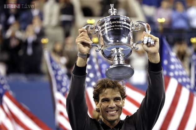 Rafael Nadal Wins Us Open His 13th Grand Slam Trophy Rafael Nadal Novak Djokovic Nadal Tennis