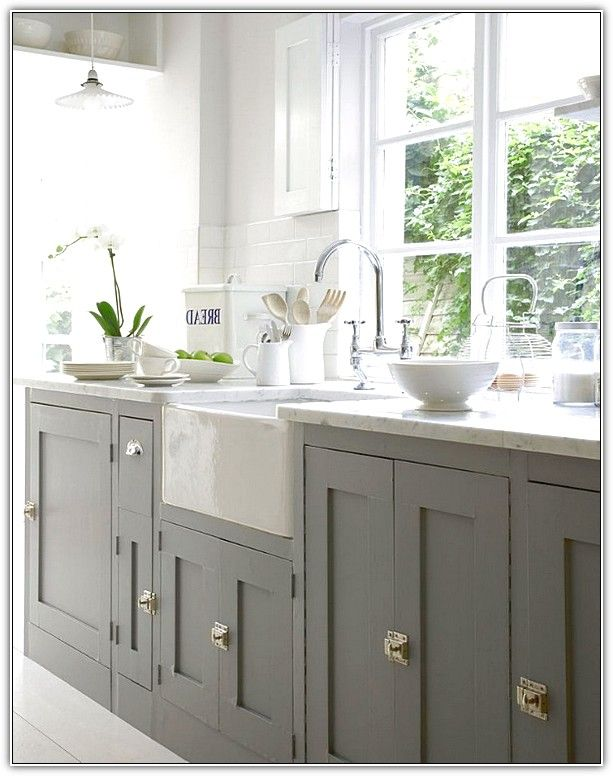 Peachy Dark Lower Kitchen Cabinets White Upper Bachelor Pad In Download Free Architecture Designs Intelgarnamadebymaigaardcom