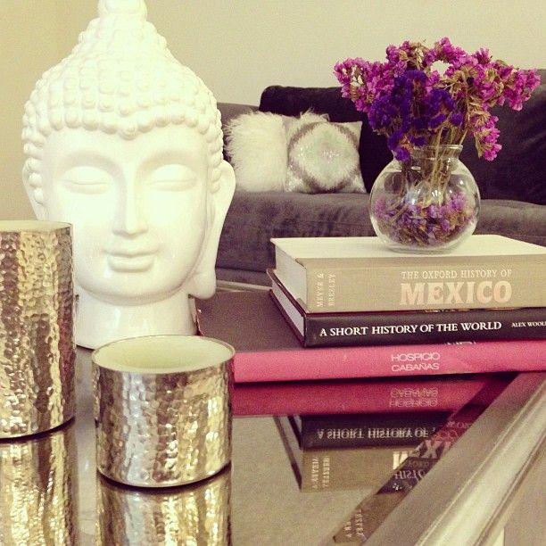 Boho Home Decor Yoga Books