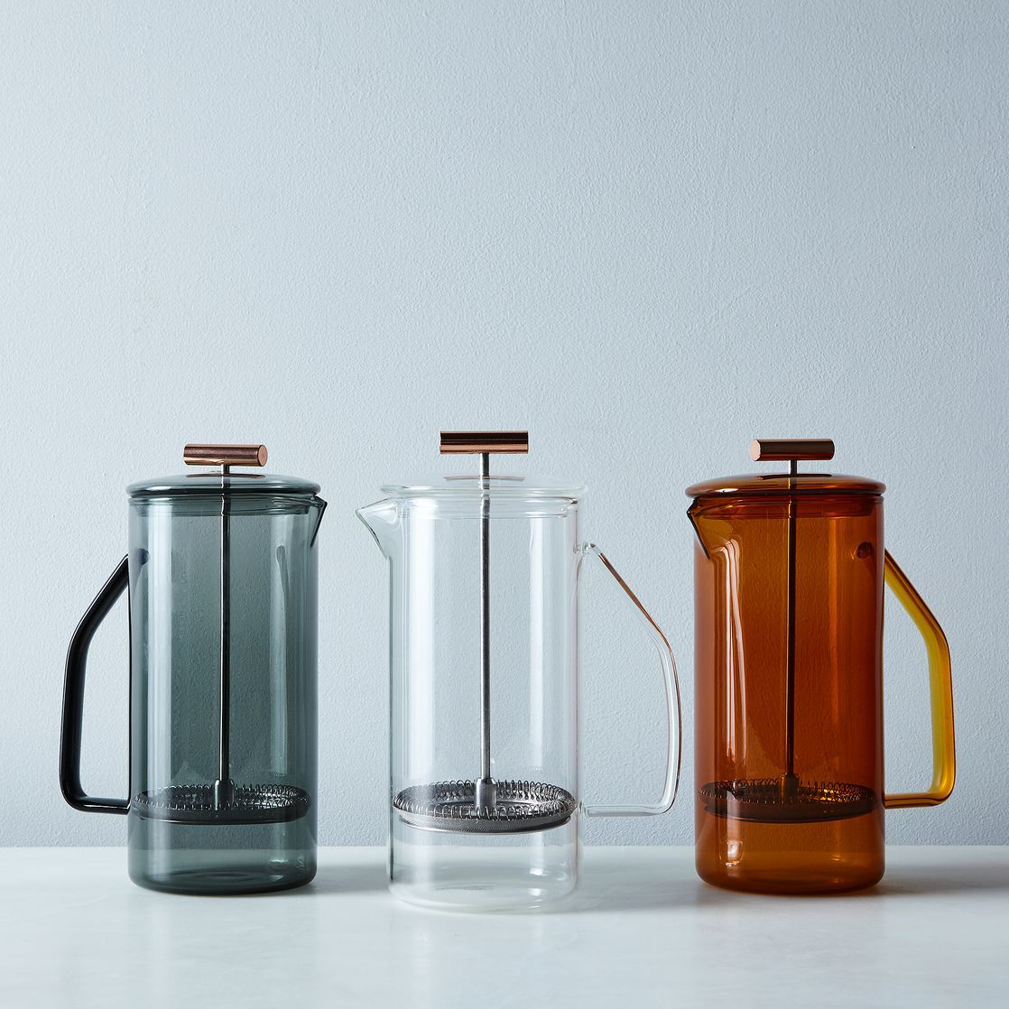 Glass French Press | French press, Glass and Kitchens