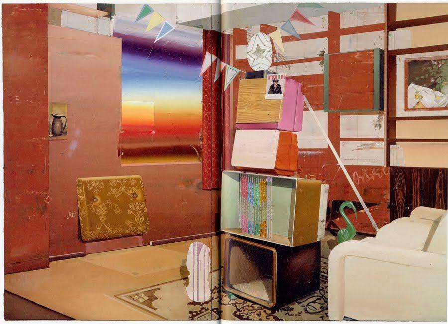 Matthias Weischer | Arte contemporaneo, Pinturas, Arte
