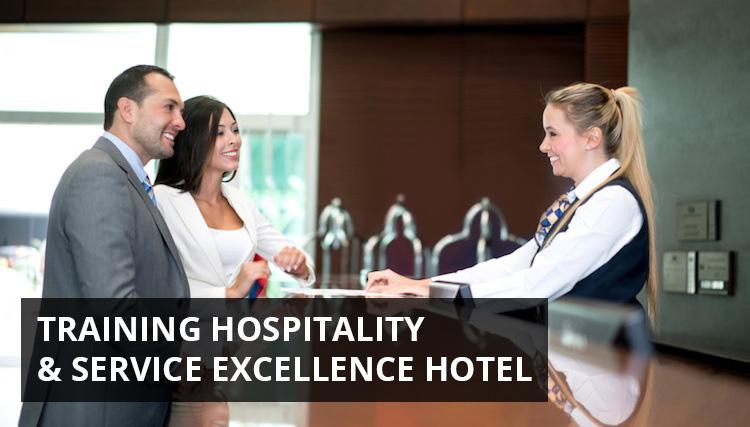 Training Hospitality dan Pelayanan Prima Hotel di 2020