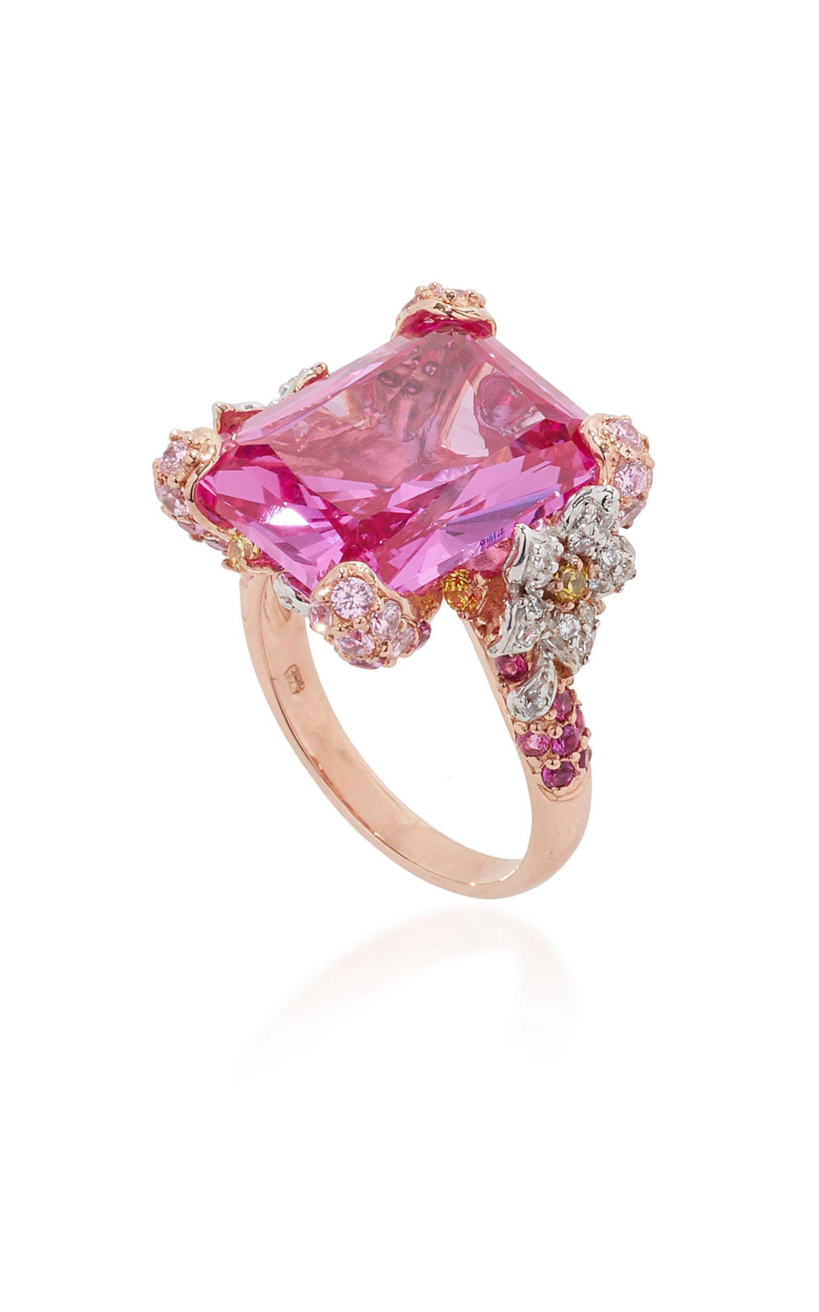 ANABELA CHAN Pink Sapphire Ring | JOAILLERIE BIJOUTERIE | Pinterest ...