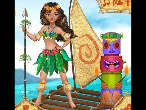 Video De Moana Disney Princesas Moana Disney Princess Adventure Moana Disney Video De Moana Gif Disney