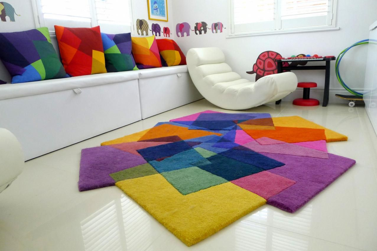 Make Your Childs Room More Cute and Trendy with Kids Room Rugs ...