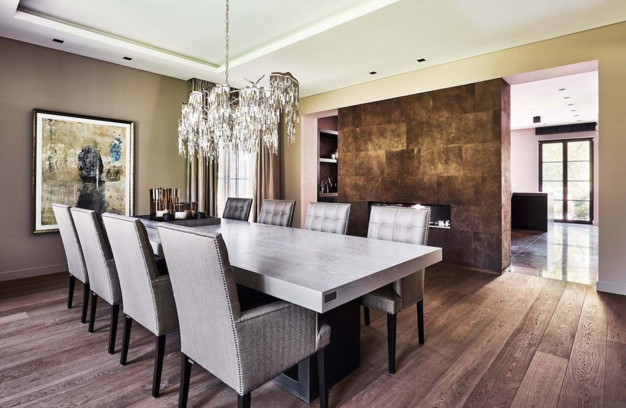 Germany / Cologne / Private Residence / Dining Room / Avalon ...