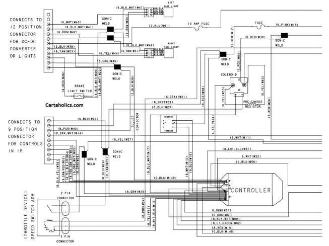16+ 2011 Electric Precedent Wiring Diagram,Wiring Diagram