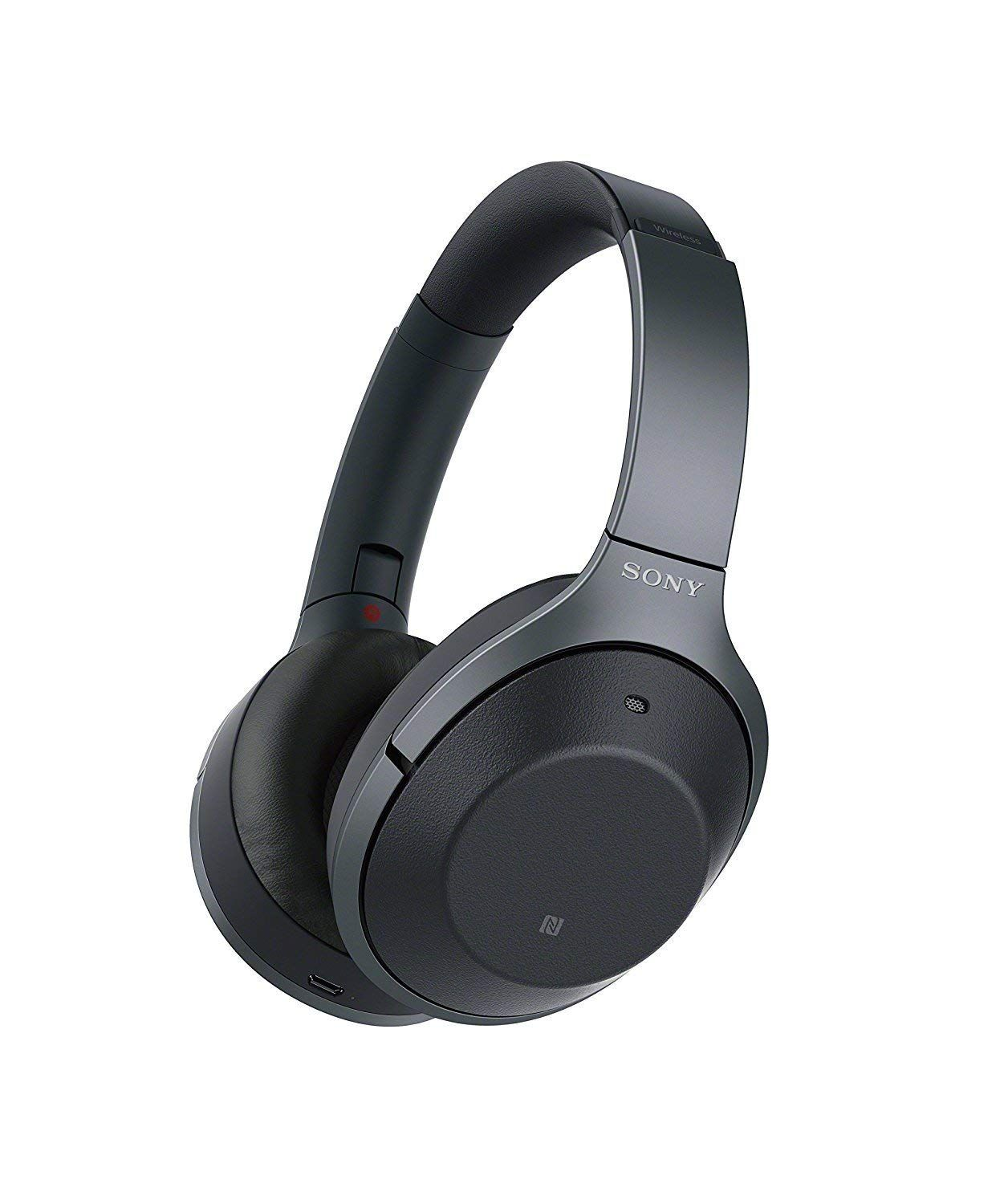 Sony Wh 1000xm2 B Wireless Bluetooth Noise Cancelling Hi Fi Headphones Certified Refurbished Bluetooth Noise Cancelling Headphones Bluetooth Headphones Wireless Wireless Noise Cancelling Headphones