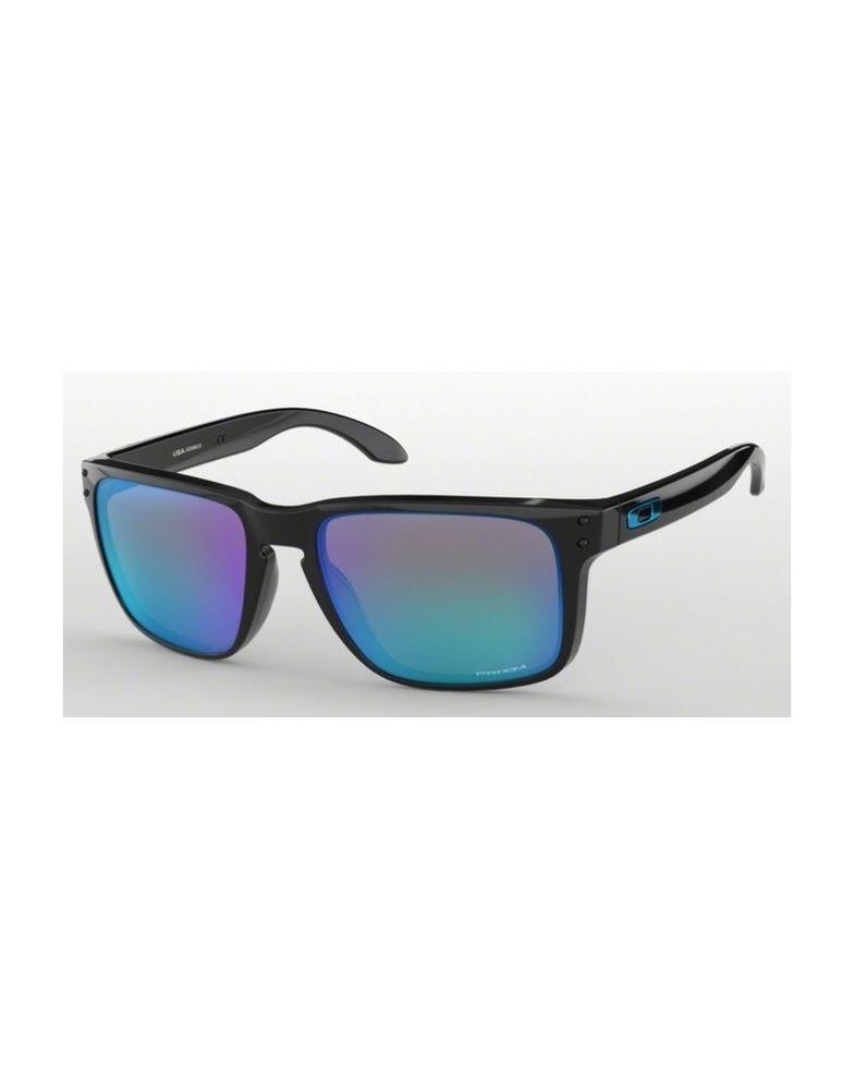 d63ed2de31c6c Sunglasses OAKLEY HOLBROOK XL 9417-03 Polished Black Prizm Sapphire (eBay  Link)