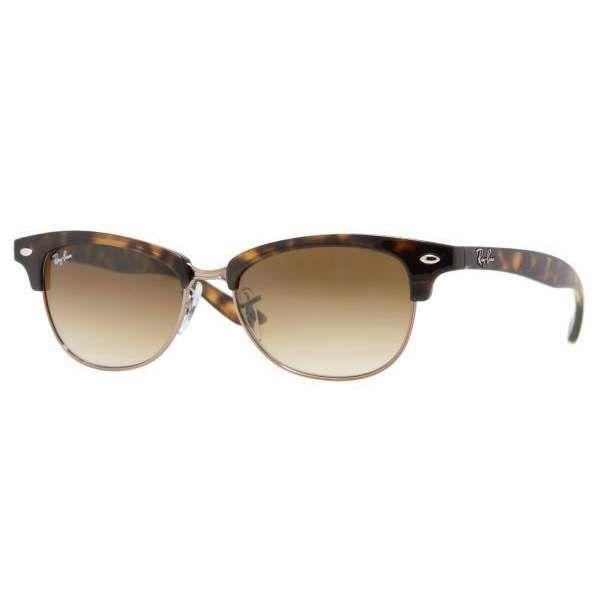 775b3b6adcada1 Ray Ban Sunglasses For Women   Ray-Ban Sunglasses RB4132 Catty Clubmaster  Womens   ThisNext