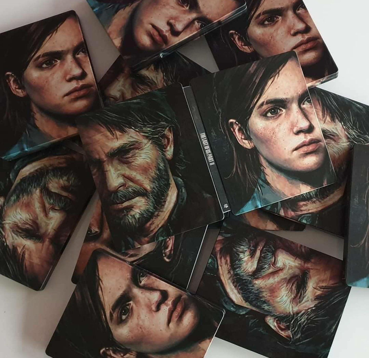 The Last Of Us Part 2 European Steelbook Artwork Is Exceptionally