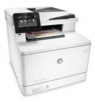 Hp Color Laserjet Pro Mfp M377dw Printer M5h23a Office Equipment In Dubai Uae Pinterest And
