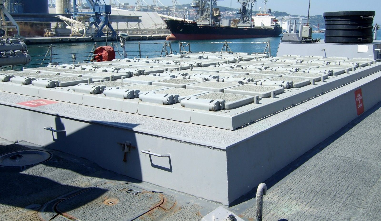 mk-41 verticales sistema de lanzamiento de misiles vls estándar sm-2 sm-3 sm-6 ESSM BGM-109 Tomahawk vl-ASROC