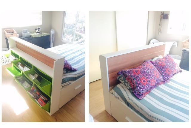 21 Best Ikea Storage Hacks For Small Bedrooms Space Saving Furniture Bedroom Small Bedroom Hacks Ikea Storage