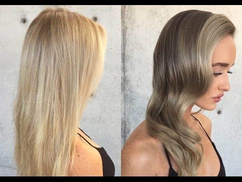 How To Reverse Balayage Reverse Balayage Hair Color Guide Hair
