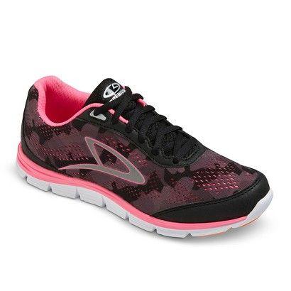 6c3730dcf28 Women s C9 Champion® Edge Performance Athletic Shoes - Black   Pink ...