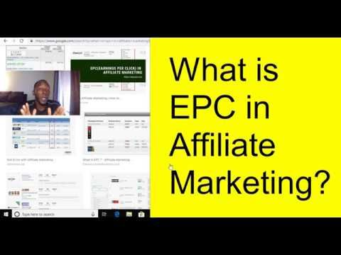 What Is Epc >> What Is Epc In Affiliate Marketing Digital Lifestyle