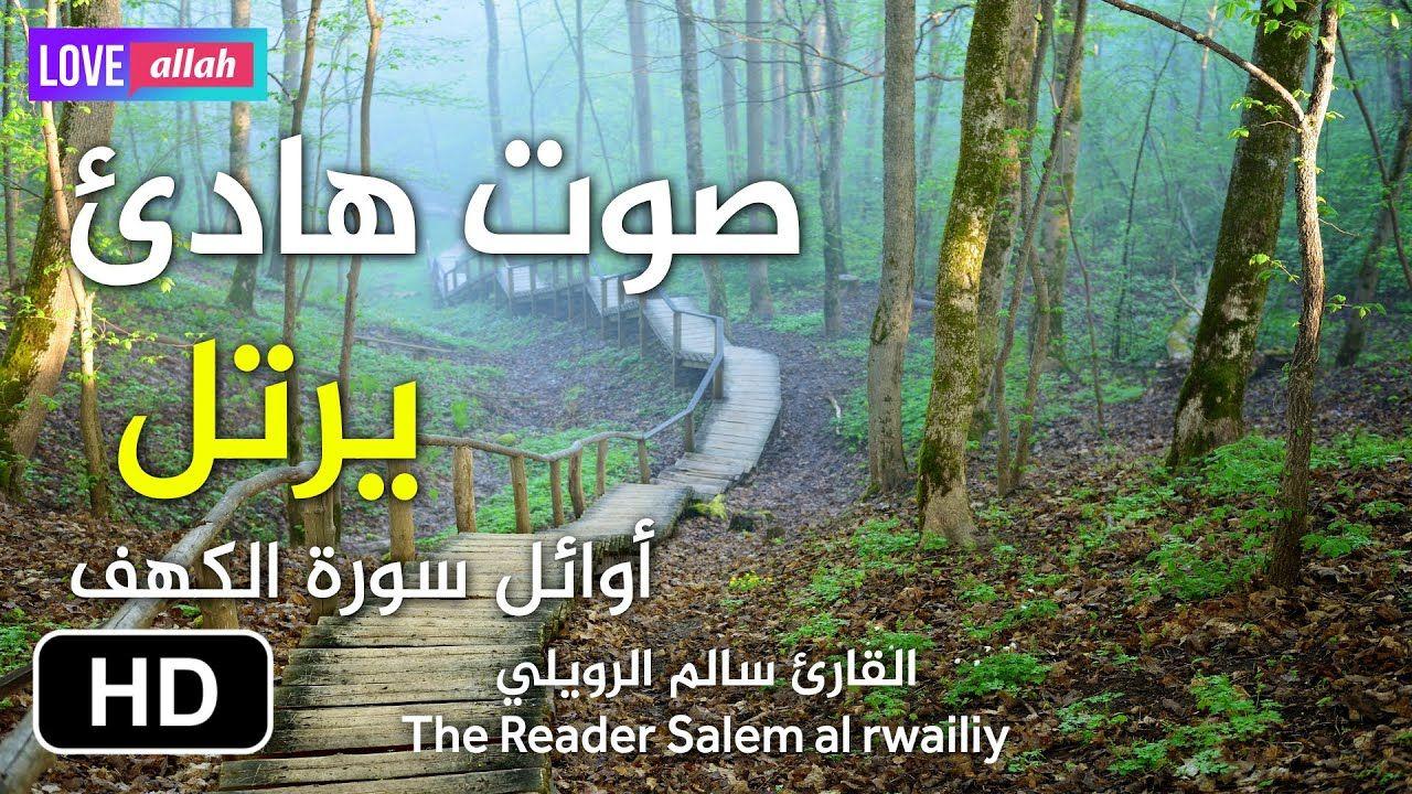 Pin By Hamza Reciter On Recitation Quran Recitation Quran Surah Surah Al Kahf