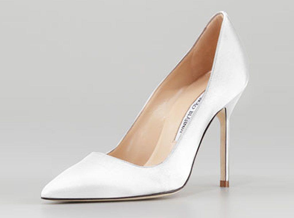 manolo blahnik wedding shoes 2014