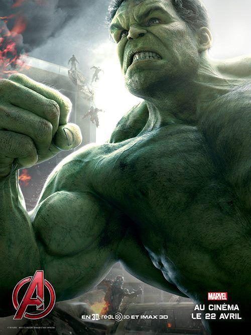 Avengers L'Ere d'Ultron - Hulk