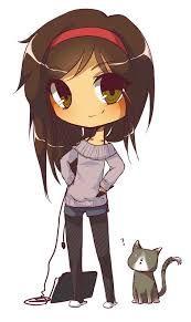 Картинки по запросу картинки аниме Чиби стиле кошки | Чиби ...