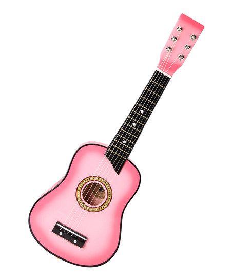 Pink 23 Toy Acoustic Guitar Acoustic Guitar Guitar Acoustic