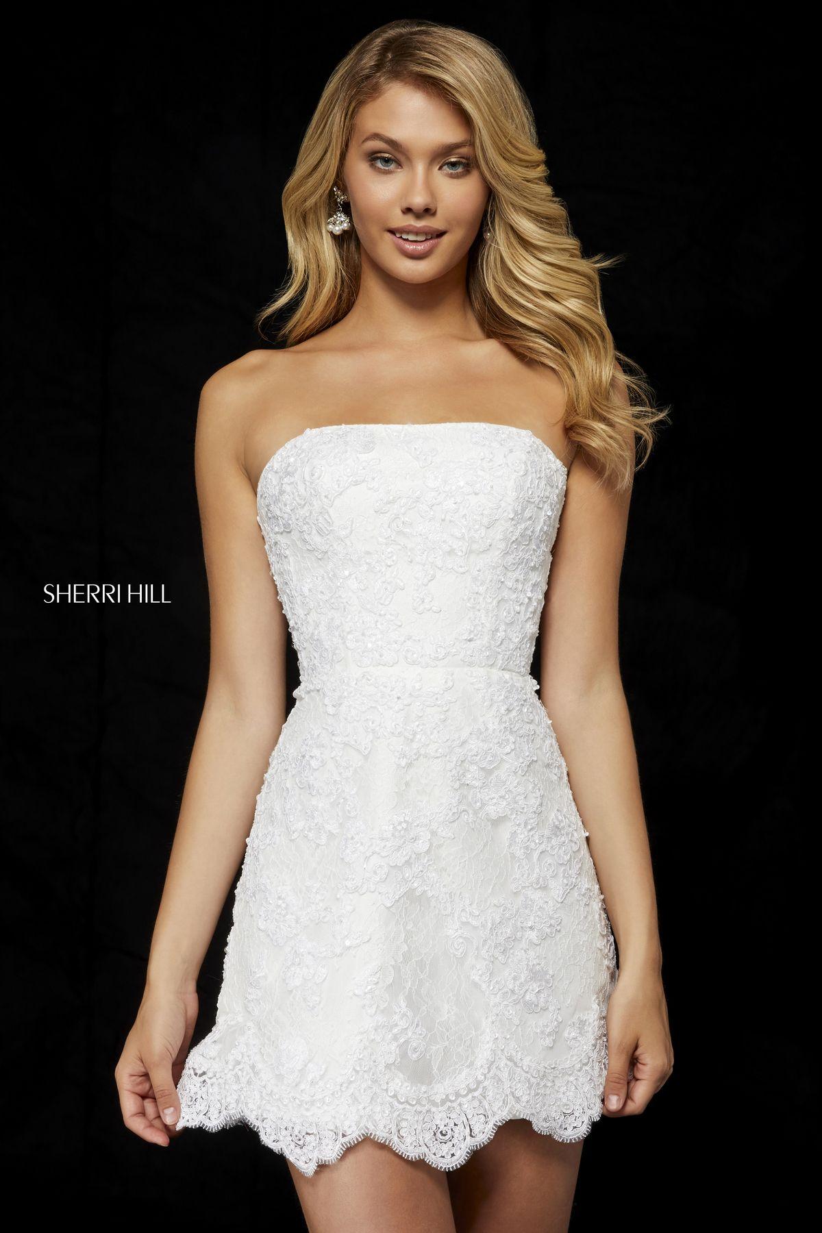 35+ Strapless white dress info
