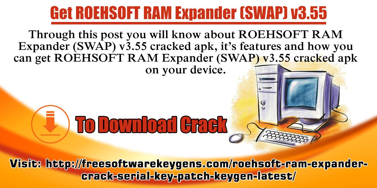 how to use roehsoft ram expander apk