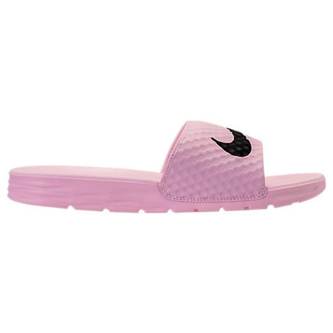 4913a127e2050d NIKE NIKE WOMEN S BENASSI SOLARSOFT 2 SLIDE SANDALS