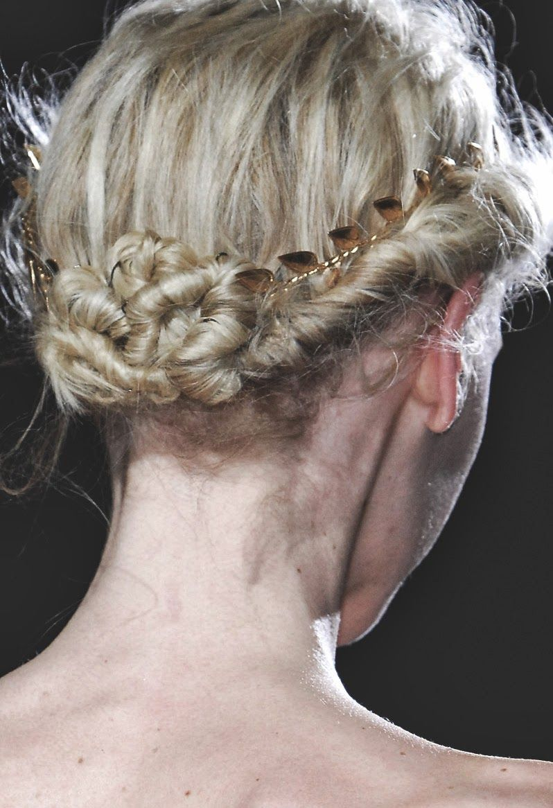 Pin by duyen huynh on braids pinterest chic hairstyles updo and