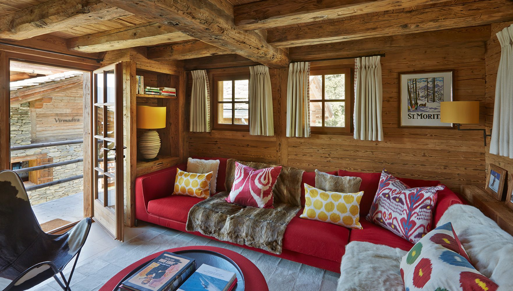 Interior design ∙ chalets ∙ swiss chalet todhunter earletodhunter earle