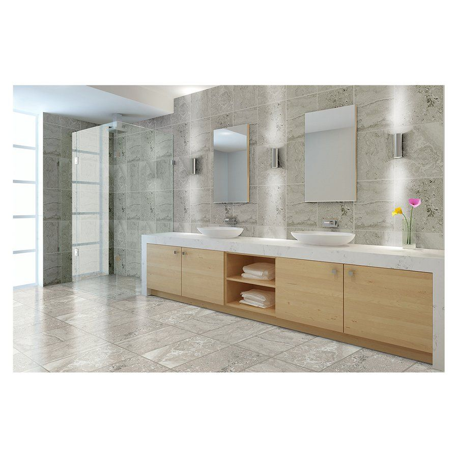 Shop american olean moraine lake 12 in x 18 in chenille ceramic shop american olean moraine lake x chenille ceramic wall tile at lowes canada find our selection of backsplashes wall tile at the lowest price doublecrazyfo Images