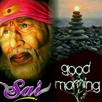 Best Whatsapp Message Collection Good Morning With Sai Baba Lucky