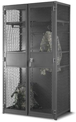 TA 50 Lockers Military Storage Lockers For Personnel Gear