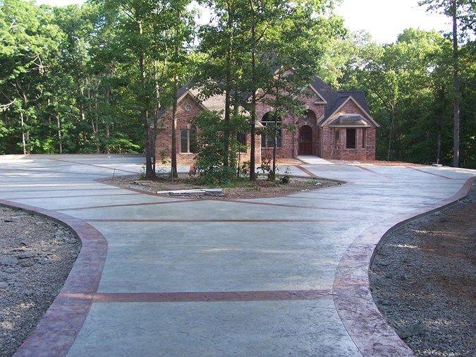 Ways To Reuse And Lay Broken Concrete Pieces Concrete Patio Broken Concrete Driveway Ideas Cheap