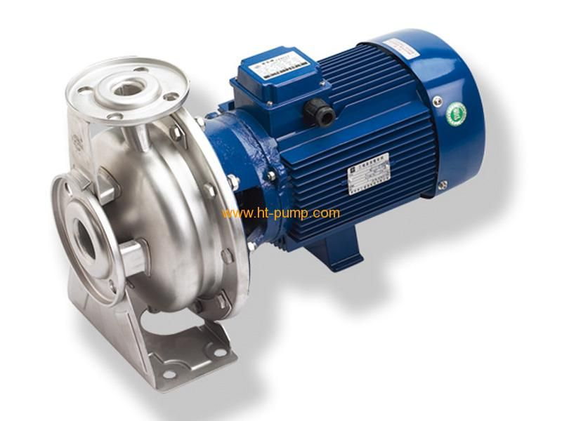 En733 Centrifugal Pumps Gza Dza Max Head 58m Max Flow Rate 132