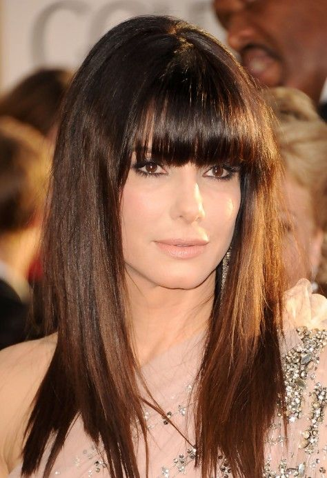 Prime 1000 Images About Fringe On Pinterest Celebrity Hairstyles Hairstyles For Women Draintrainus