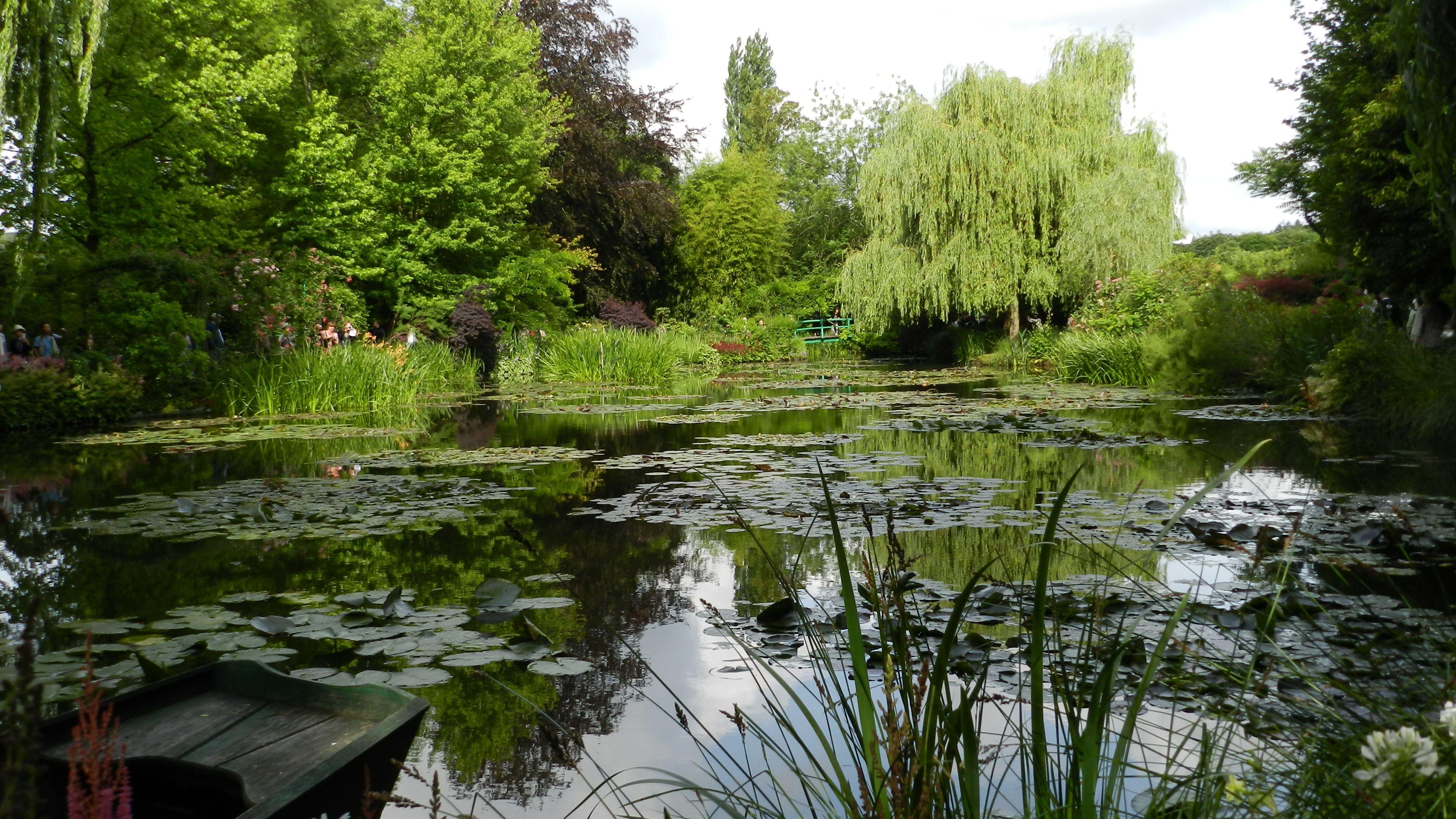 Jardin de Giverny, France, 2011 Spring
