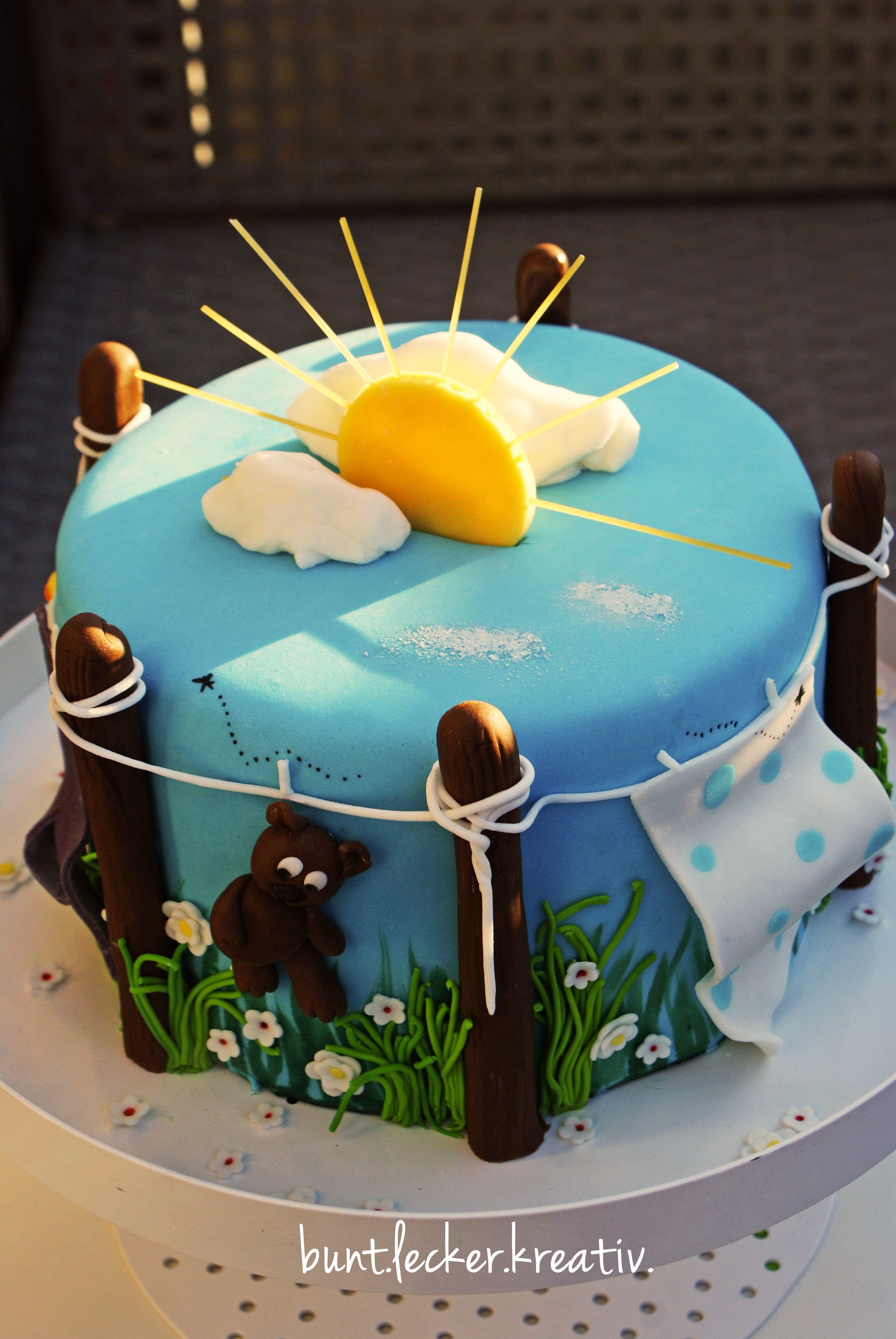 Flohmarkttorte Leckere Torten Kreative Kuchen Kuchen Ideen