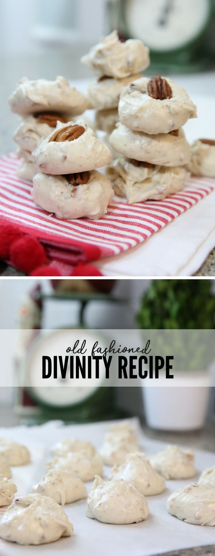Old Fashioned Divinity Candy | Recipe | Pinterest | Divinity candy ...