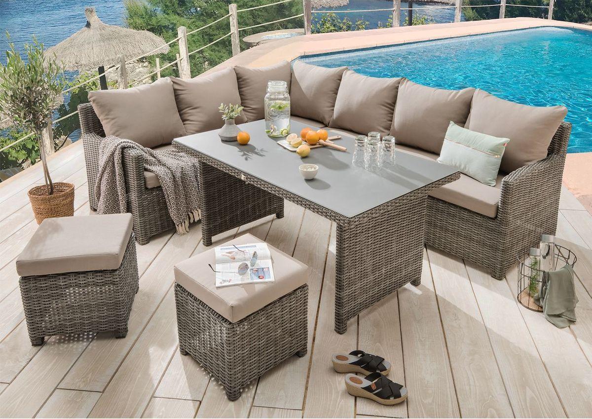 Pin Von Helena Schneider Auf Terrasse Lounge Mobel Gartenmobel Sets Lounge