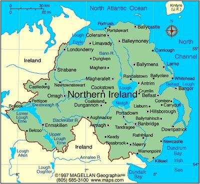 Map Of Ireland England.Newcastle Belfast Dundrum 3 Exploration Enlightenment In 2019