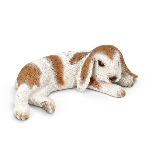 Schleich Lying Dwarf Lop Toy Figure >>> Check out this great product.