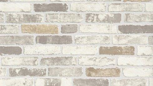 Behangexpresse New Brix 6703 11 Baksteen Behang Nep Bakstenen Muren Behang