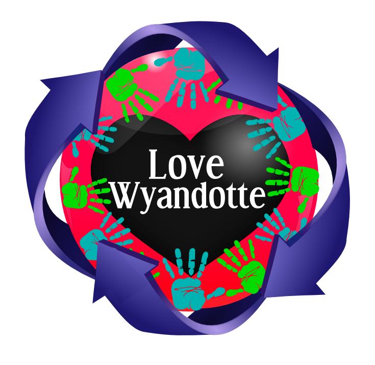 Custom logo adaptation for nonprofits within an