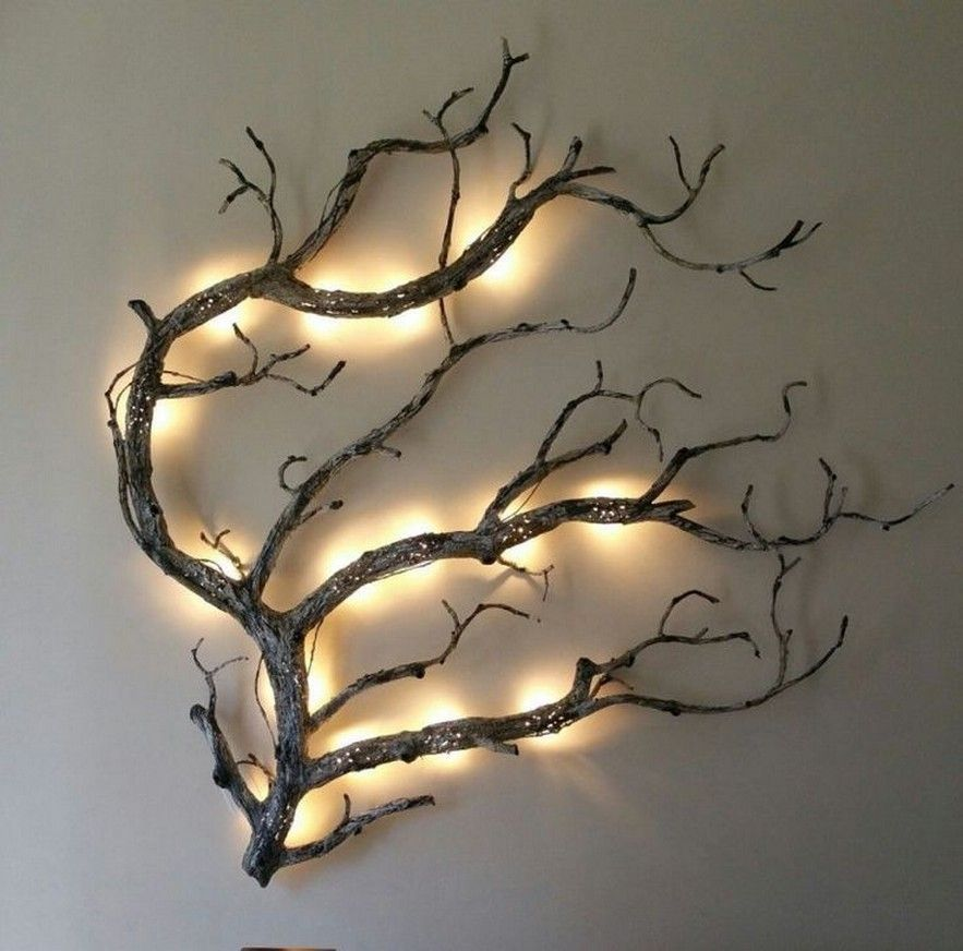 Photo of 14 diy home decor uit boomtakken pagina 9 # branches #decor #diy #home #pagina …