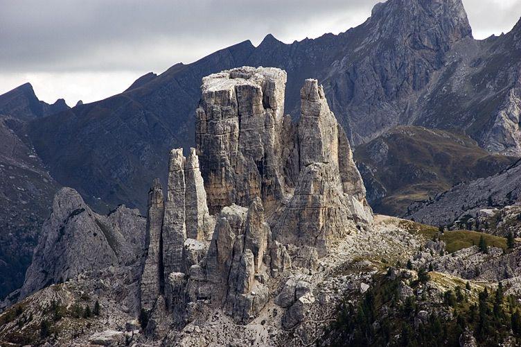 #Dolomites - Cinque Torri
