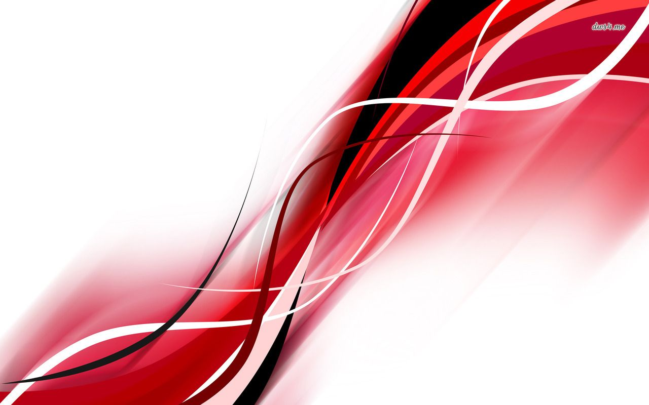 Red White And Black 8916 Red White And Black Waves 1280x800 Abstract Wallpaper Jpg Abstract Black Abstract Red Wallpaper