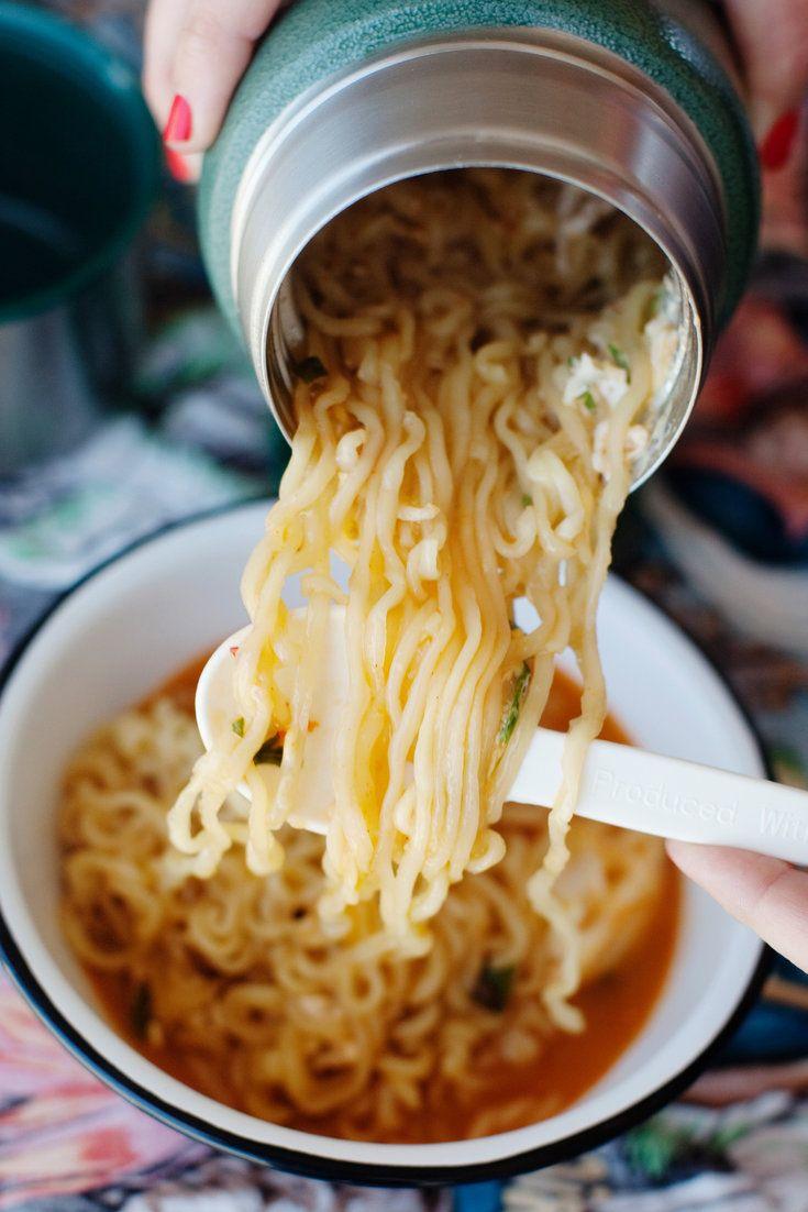 Perfect Instant Ramen Recipe Recipe Recipes Food Instant Ramen